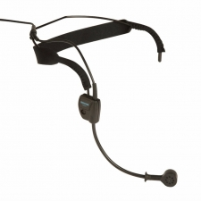 Shure WH20/TQG Headset Mic with TA4F (4-pin mini XLR) Connector