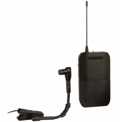 Shure BLX14/B98 Instrument Wireless System with Beta 98 Clip-on Mic