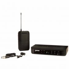 Shure BLX14/W85 Presenter Wireless System with WL185 Lavalier Mic