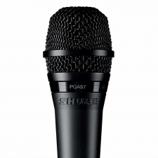 Shure PGA57 Dynamic Instrument Microphone Package (Cardioid)