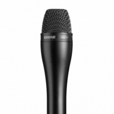 Shure SM63LB Long Handle Broadcast Dynamic Mic Package In Black