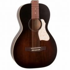 Simon & Patrick Songsmith Parlour A/E Electro Acoustic in Bourbon Burst