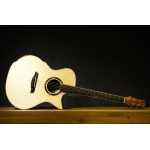 Maestro Singa SG-CSB-A All Solid Wood Electro Acoustic Guitar with Case