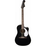 Fender Sonoran SCE Electro Acoustic, Black