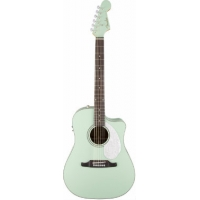 Fender Sonoran SCE Electro Acoustic, Surf Green