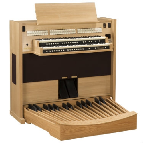 Viscount Sonus 40 Classical Organ With 30 Note Pedalboard & Bench