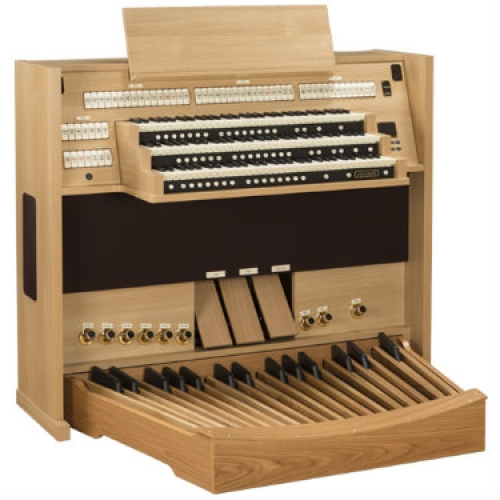 Viscount Sonus 60D Deluxe Classical Organ With 32 Note Pedalboard & Bench
