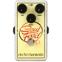 Electro-Harmonix Soul Food Distortion, Fuzz, Overdrive