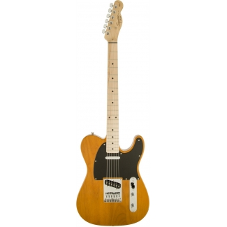 Squier Affinity Series Telecaster, Butterscotch Blonde Left Handed
