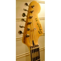 Squier Vintage Modified Bass VI, Black, Secondhand