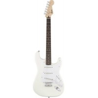 Squier Bullet Strat HT Hard Tail, Arctic White