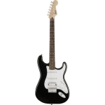 Squier Bullet HSS Stratocaster with Hard Tail in Black