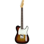 Squier Classic Vibe Custom Tele, 3 Colour Sunburst, Secondhand