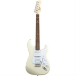 Squier Bullet HSS Stratocaster with Tremolo, Arctic White