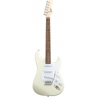 Squier Bullet Strat with Tremolo, Arctic White