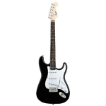 Squier Bullet Strat with Tremolo, Black