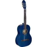Stagg C440M Classical Guitar, Blue