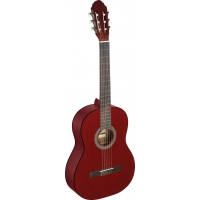 Stagg C440M Classical Guitar, Red