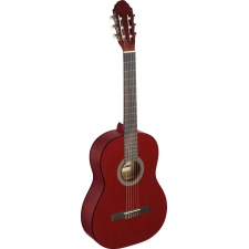Stagg C440M Full Size Classical Guitar, Red