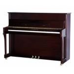 Steinmayer S110 Upright Piano in Dark Mahogany Polyester