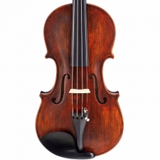 Full-size Stentor Arcadia Antiqued Finish Violin With Oblong Case #1884A
