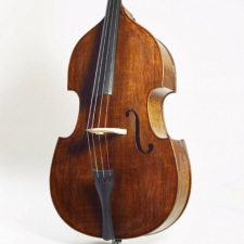 3/4 Size Stentor Elysia Double Bass Outfit With Padded Gig Bag #1456C
