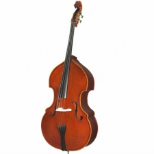 3/4 Size Stentor Profundo Double Bass Outfit With Padded Gig Bag #1442C