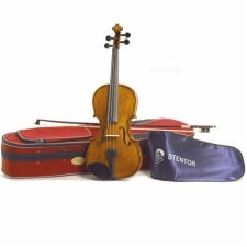 1/16 Size Stentor Student 2 Violin Outfit With Bow, Case & Rosin #1500I