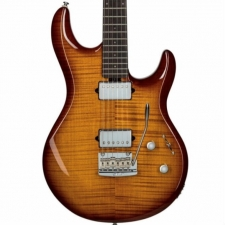 Sterling by Music Man Luke LK100 Electric Guitar In Hazel Burst