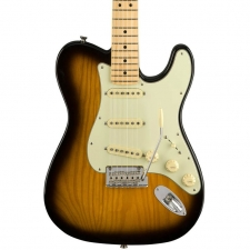 Fender American Parallel Universe Strat-Tele Hybrid in 2 Tone Sunburst, Ltd Edition