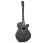 RainSong S-WS1000N2 Studio Graphite WS Electro Acoustic Guitar, Secondhand