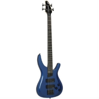Tanglewood TE4 BL Alpha Bass Guitar, Blue