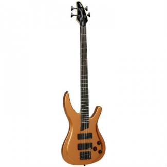 Tanglewood TE4 CP Alpha Bass Guitar, Metallic Copper