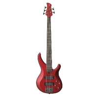 Yamaha TRBX305 5 String Bass, Candy Apple Red