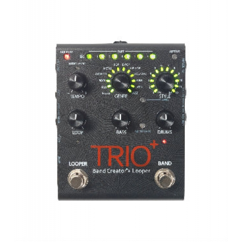 Digitech Trio + Band Creator & Looper Pedal