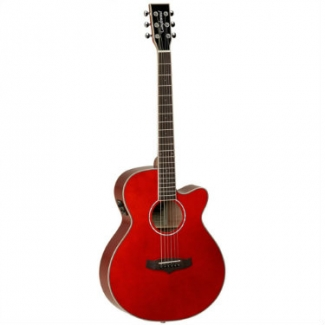 Tanglewood TSF CE Red