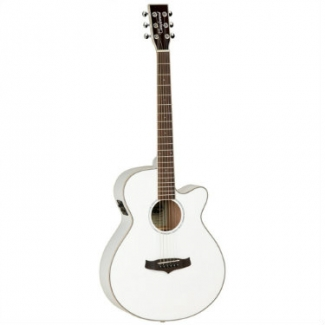 Tanglewood TSF CE White