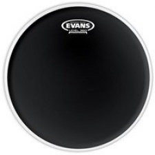 "Evans Resonant Black 12"" Drum Head (TT12RBG)"