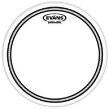"Evans EC2S 13"" Clear Drum Head W/ Sound Shaping Technology (TT13EC2S)"