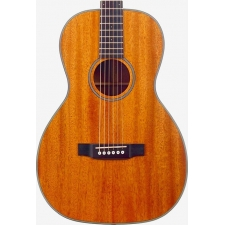 Tanglewood TW40PD Electro Acoustic Parlour Guitar in Mahogany