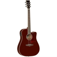 Tanglewood TW5 WR Winterleaf, Red Electro Acoustic