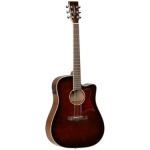 Tanglewood TW5 WB Winterleaf, Whiskey Barrel Gloss Electro Acoustic