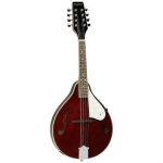 Tanglewood TWM T WR Mandolin, Wine Red Gloss