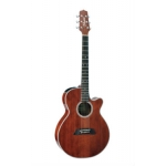Takamine EF261S AN, Electro Acoustic, Gloss Antique Stain