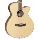 Tanglewood Discovery DBT SFCE OV (Ovangkol) Electro Acoustic in Natural