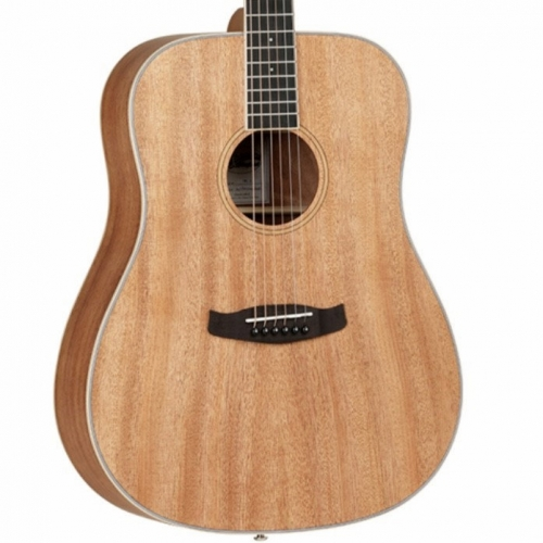 Tanglewood TWU-D Union Dreadnought Acoustic Guitar in Natural Satin