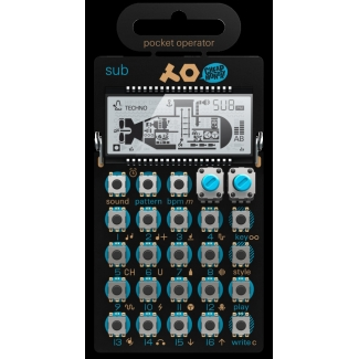 Teenage Engineering Pocket Operator, PO-14 Sub