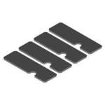 Tonewood Replacement Suction Pads (Set of 4)