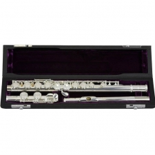 Trevor James 10X Flute With .925 Sterling Silver Lip Plate & Riser (3041EASLRW)