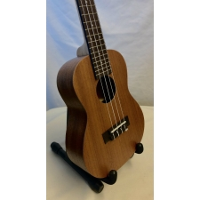 Factory Prototype Concert Ukulele With Sapele Top & Black Bag